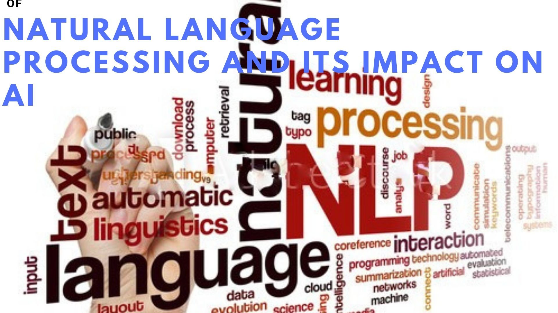 Impact of Natural Language Processing On AI